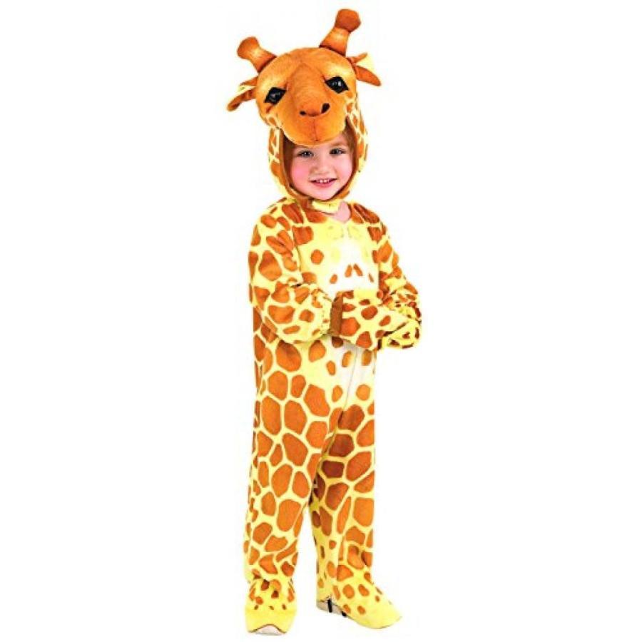 ハロウィン コスプレ 輸入品 Rubie's Silly Safari Giraffe Costume