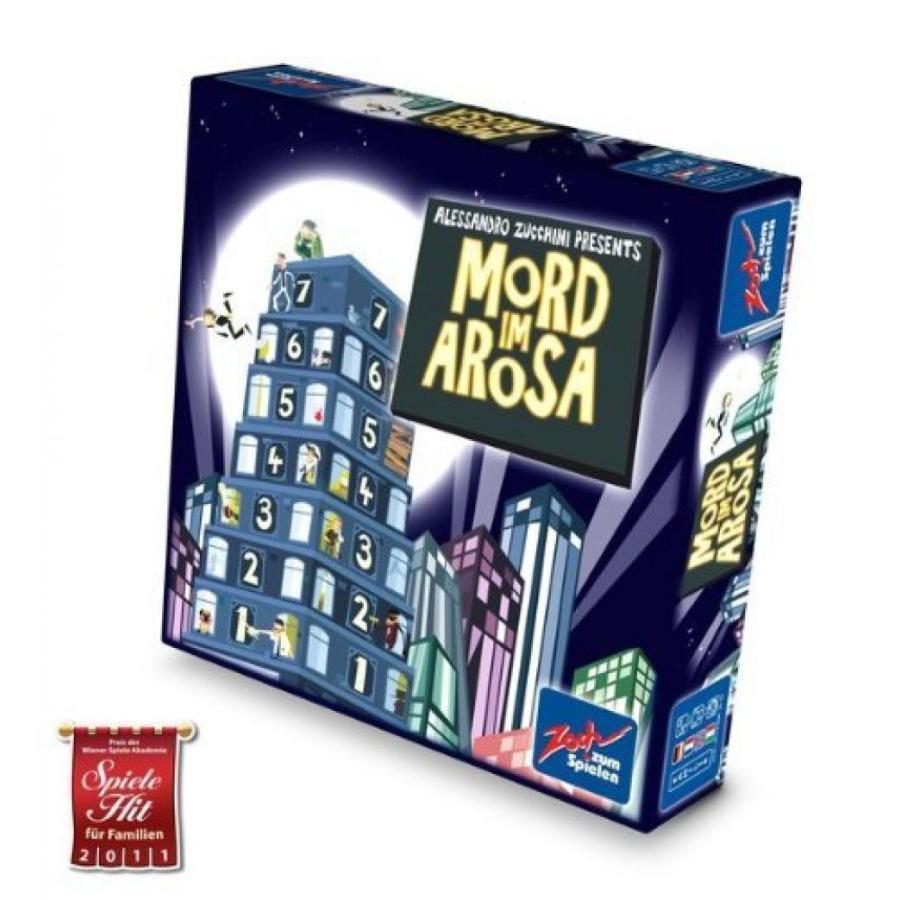 Mord Im Arosa Mystery Board Game 輸入品