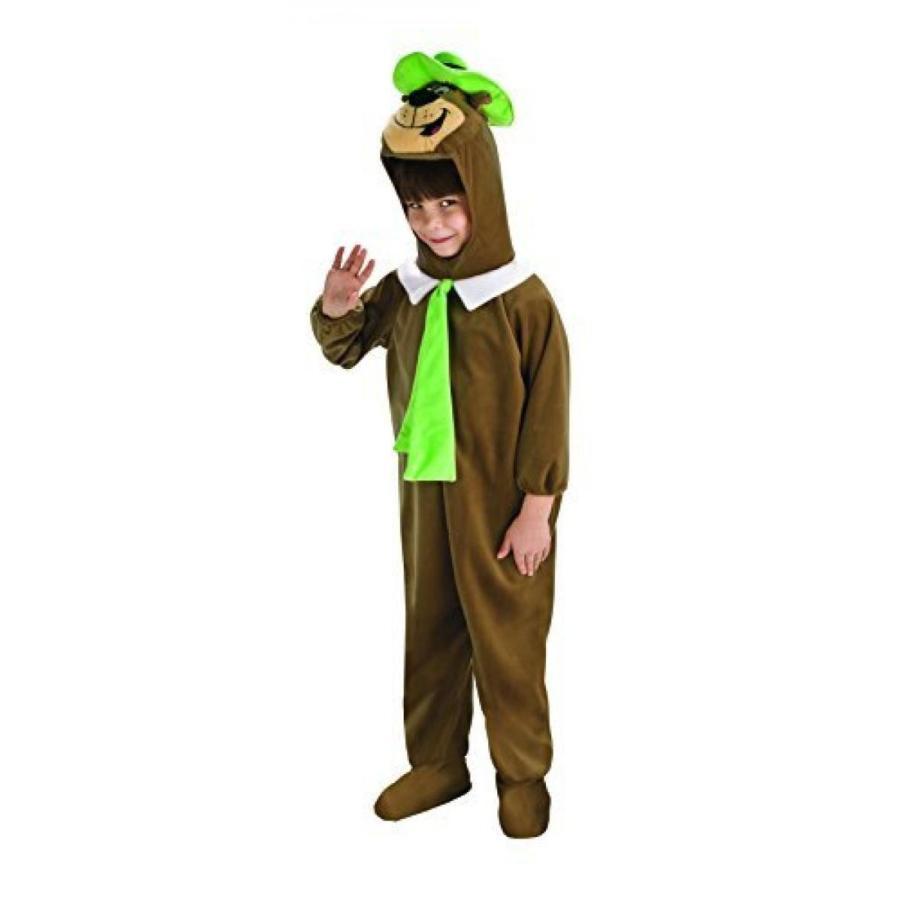 ハロウィン コスプレ 輸入品 Rubies Deluxe Yogi Bear Child Costume