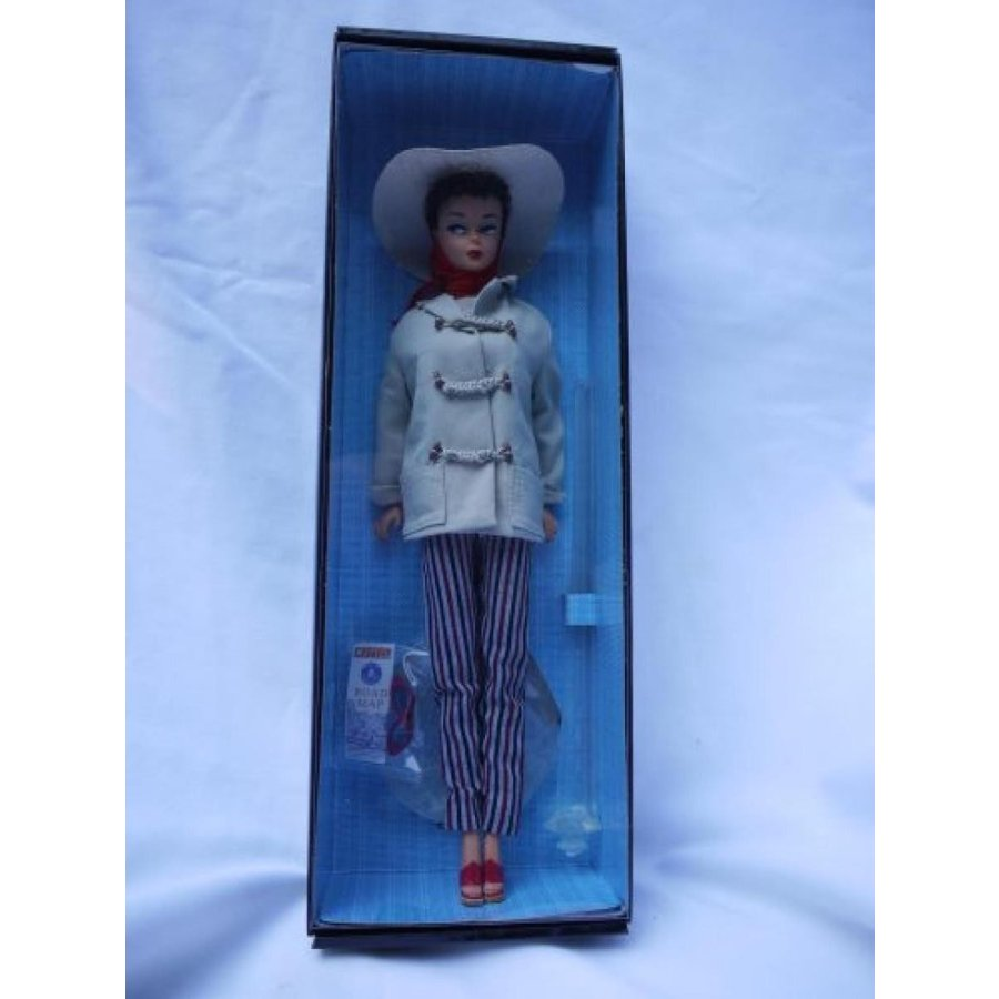 バービー おもちゃ Collector ゴールド Label Reproduction Barbie Doll - Open Road 輸入品