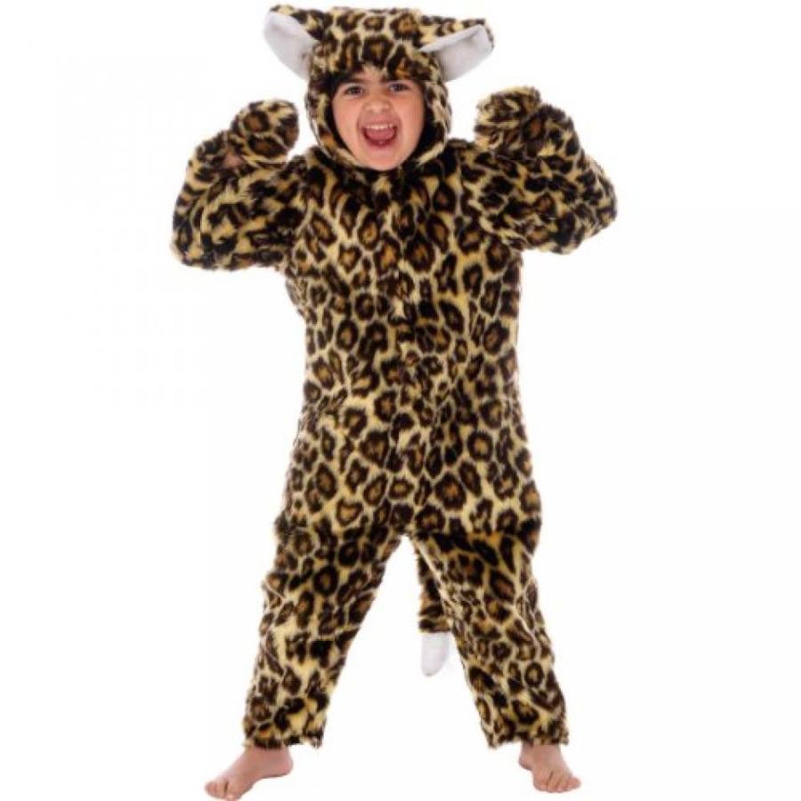 ハロウィン コスプレ 輸入品 Leopard Costume for Kids Yrs
