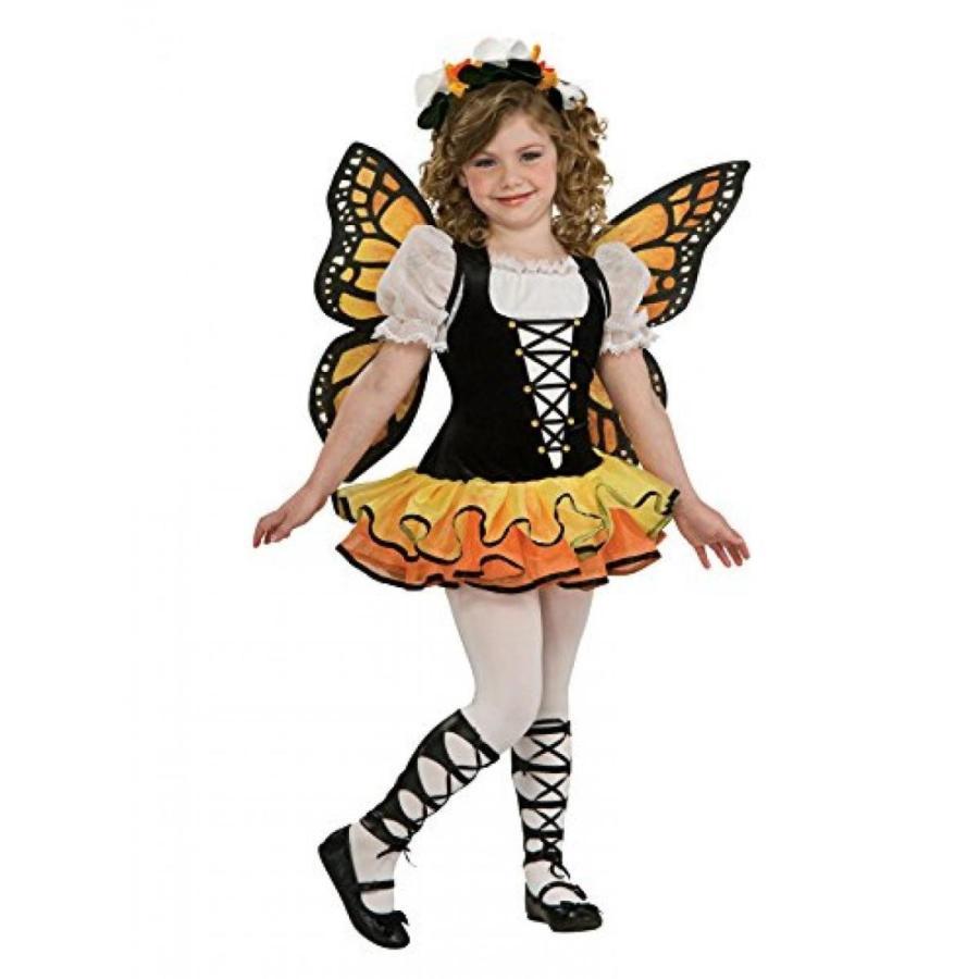 ハロウィン コスプレ 輸入品 Rubie's Costume Co Monarch Butterfly Costume, Medium