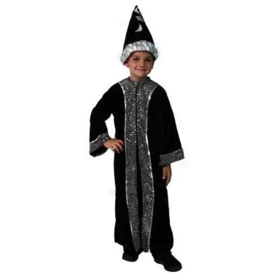 ハロウィン コスプレ 輸入品 Wizard Costume Robe and Hat Set