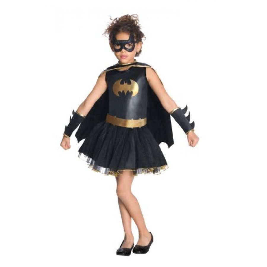 ハロウィン コスプレ 輸入品 Justice League Child's Batgirl Tutu Dress