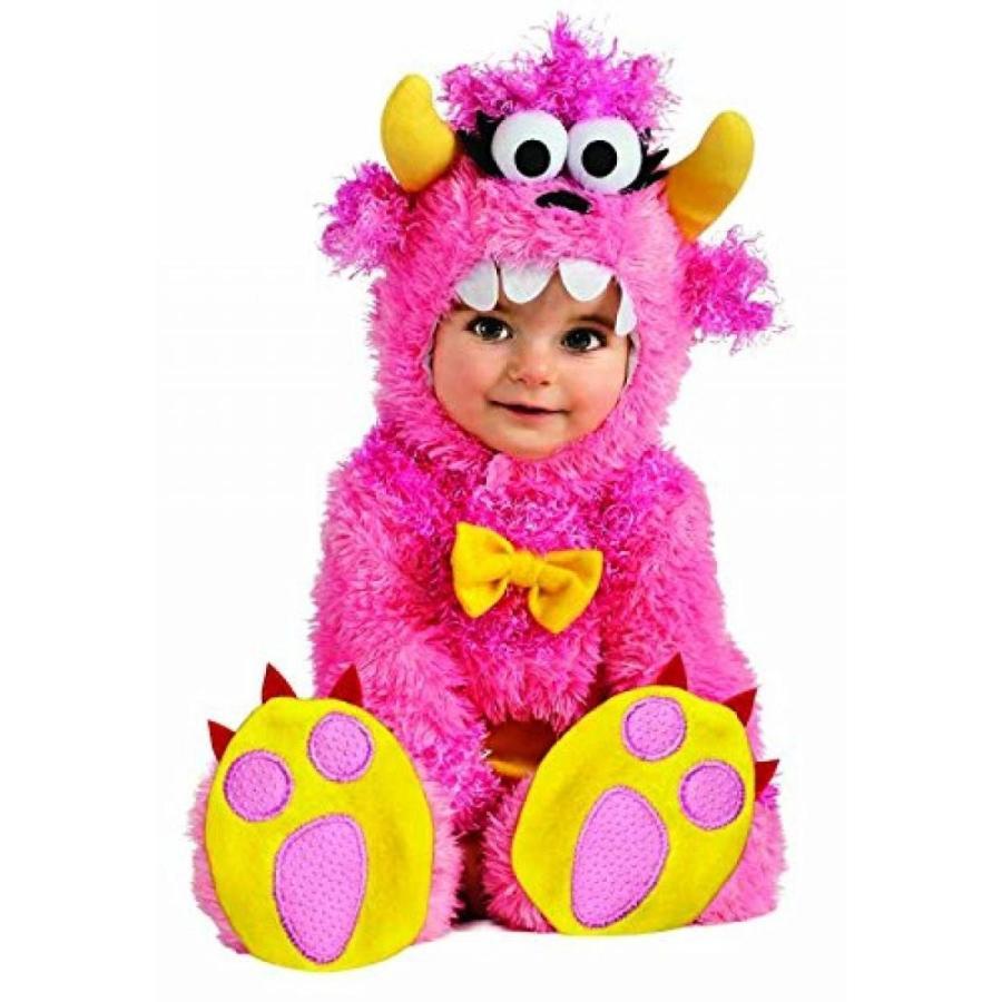ハロウィン コスプレ 輸入品 Rubie's Costume Noah's Ark ピンクy Winky Monster Romper Costume