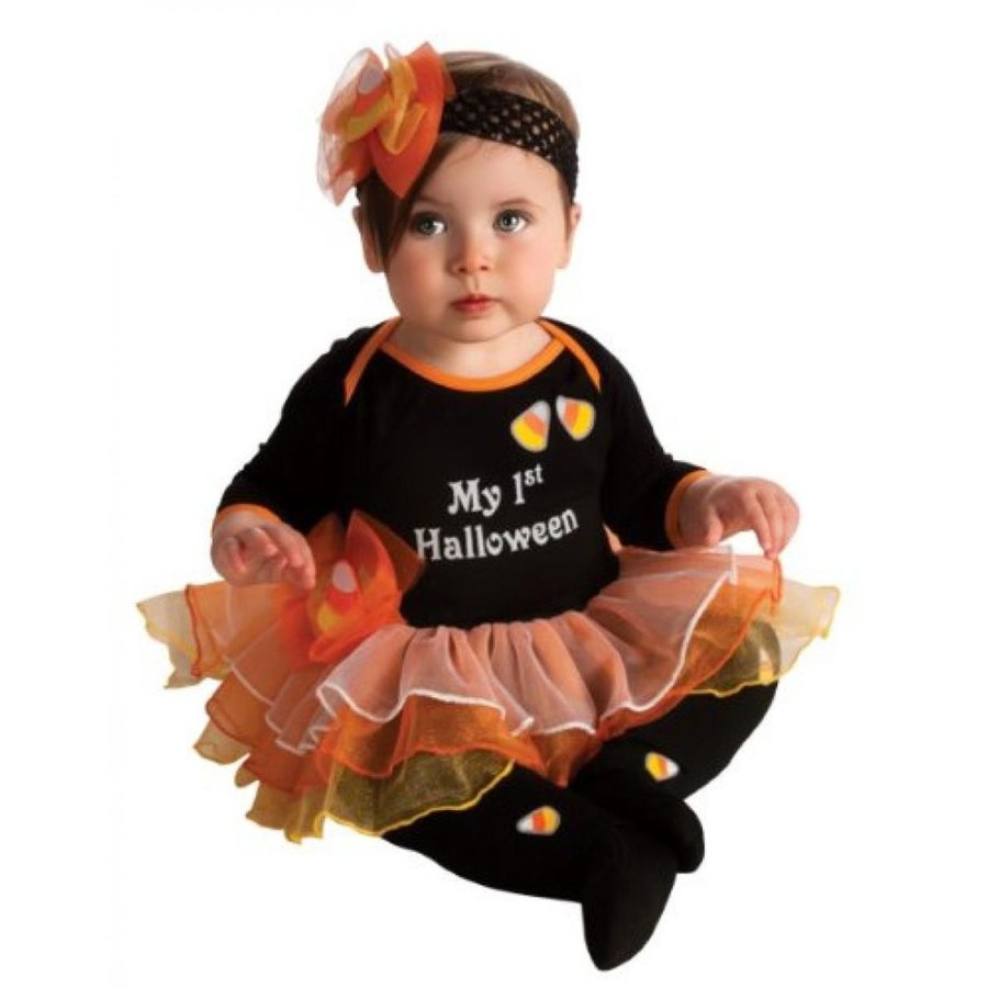 ハロウィン コスプレ 輸入品 Rubie's Costume My First Halloween Tutu And Onesie