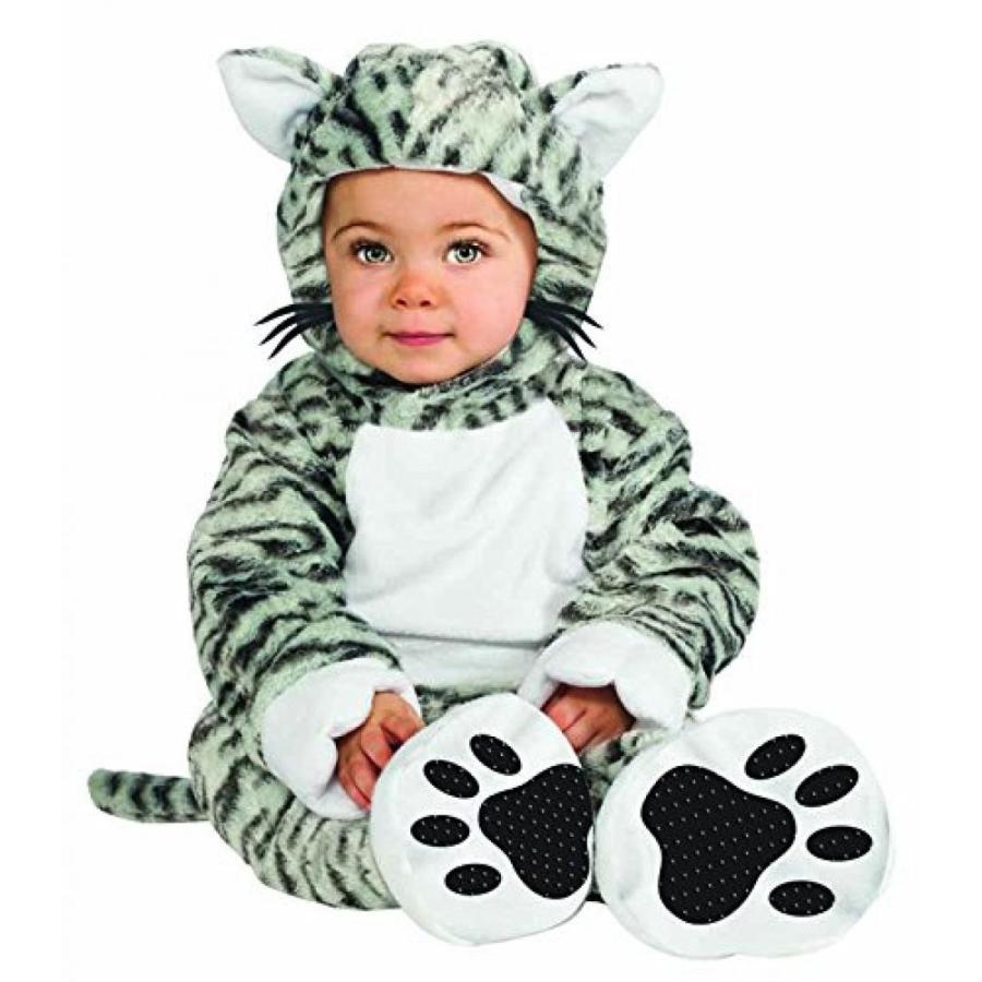 ハロウィン コスプレ 輸入品 Rubie's Costume Cuddly Jungle Kit Cat Cutie Romper Costume