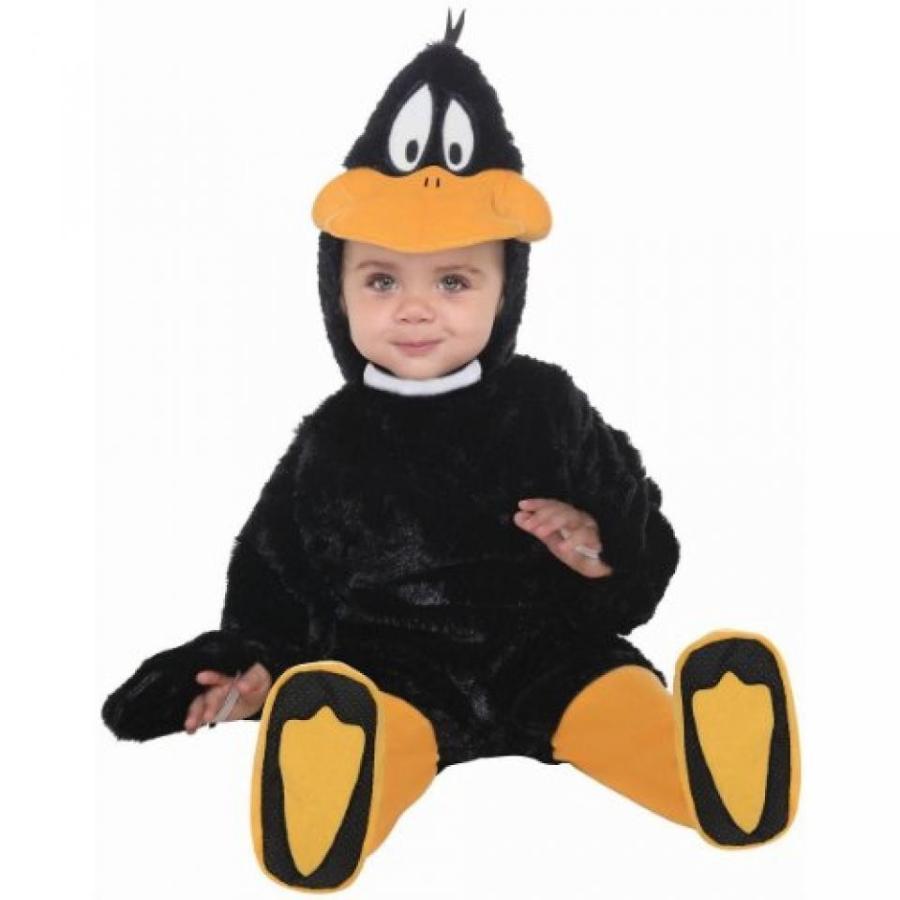 ハロウィン コスプレ 輸入品 Looney Tunes Daffy Duck Romper Costume