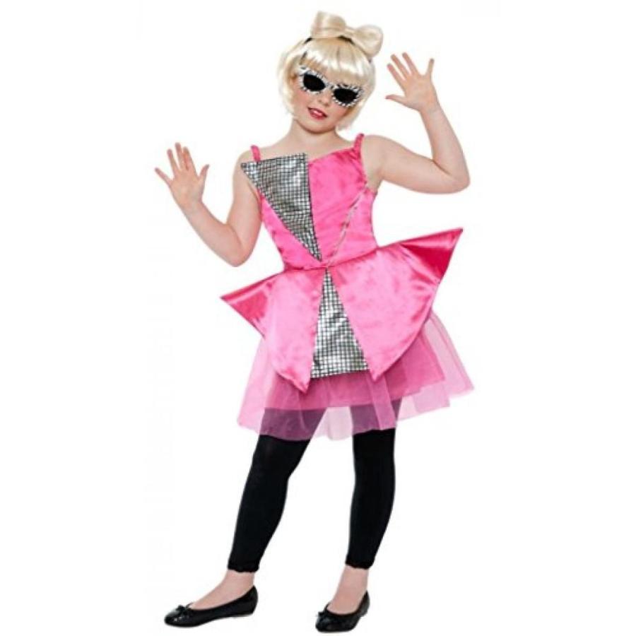 ハロウィン コスプレ 輸入品 Child Pop Star Halloween Costume