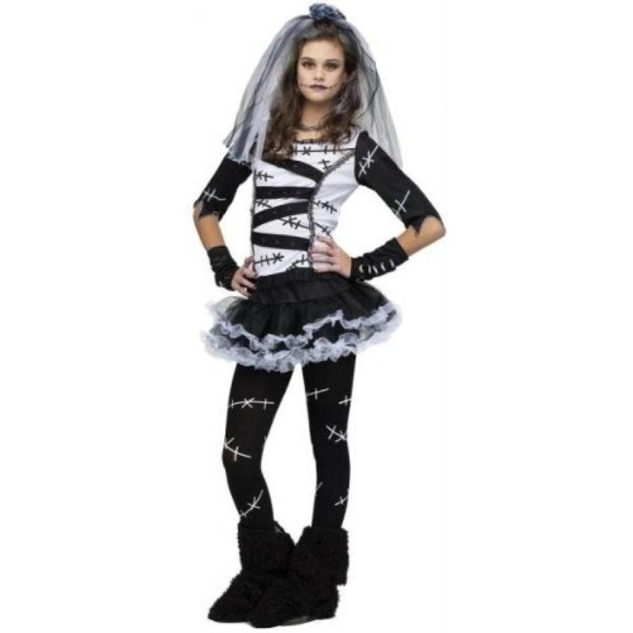 ハロウィン コスプレ 輸入品 Monster Bride Tutu Costume Junior Teen