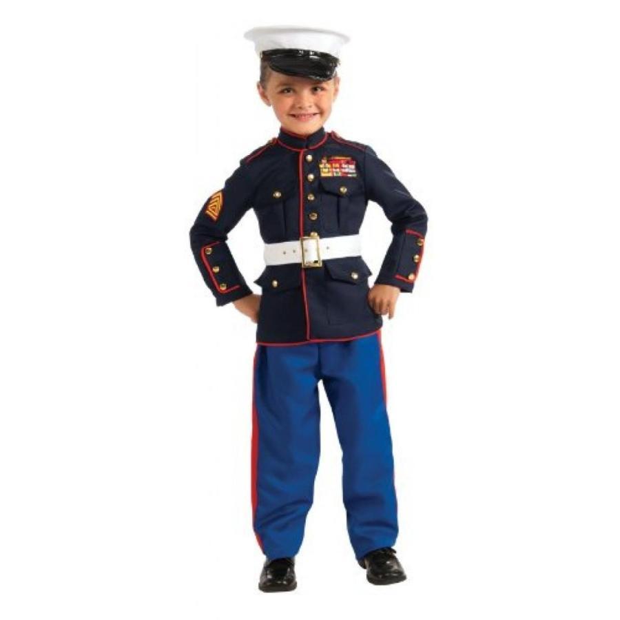 ハロウィン コスプレ 輸入品 Young Heroes Marine Dress 青s Costume