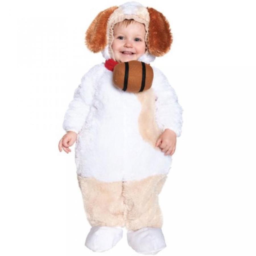 ハロウィン コスプレ 輸入品 St. Bernard Toddler Costume Size 6-12 months Small