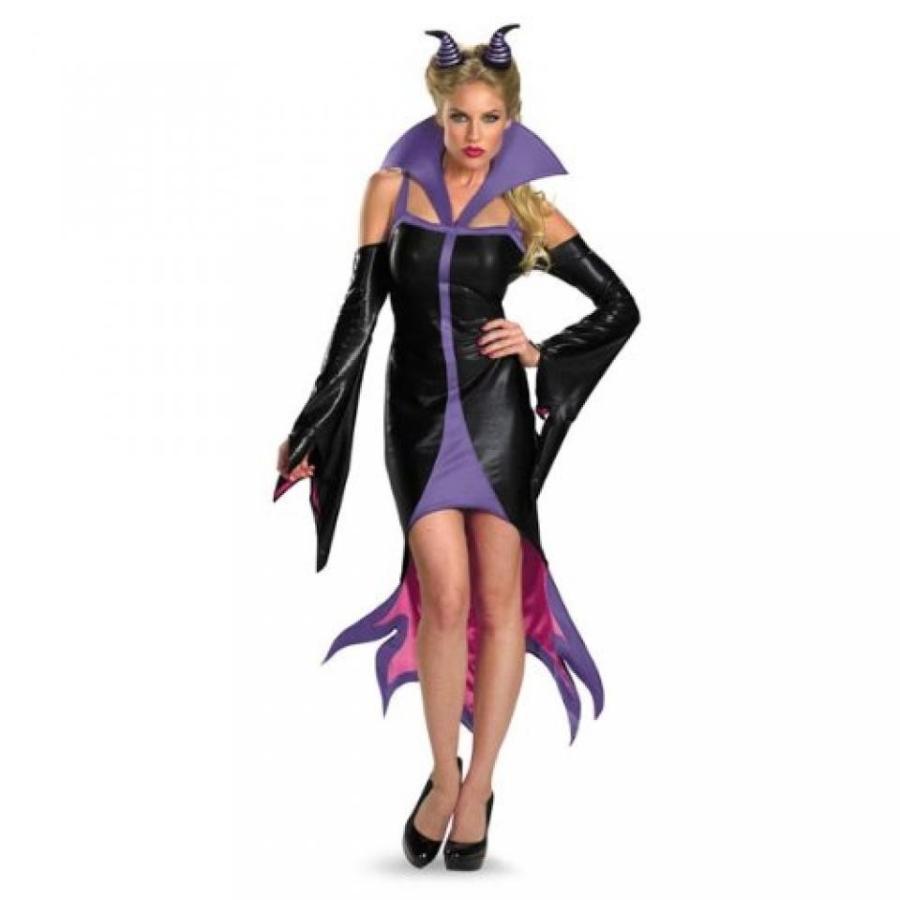 ハロウィン コスプレ 輸入品 Disguise Women's Disney Sleeping Beauty Maleficent Sassy Costume