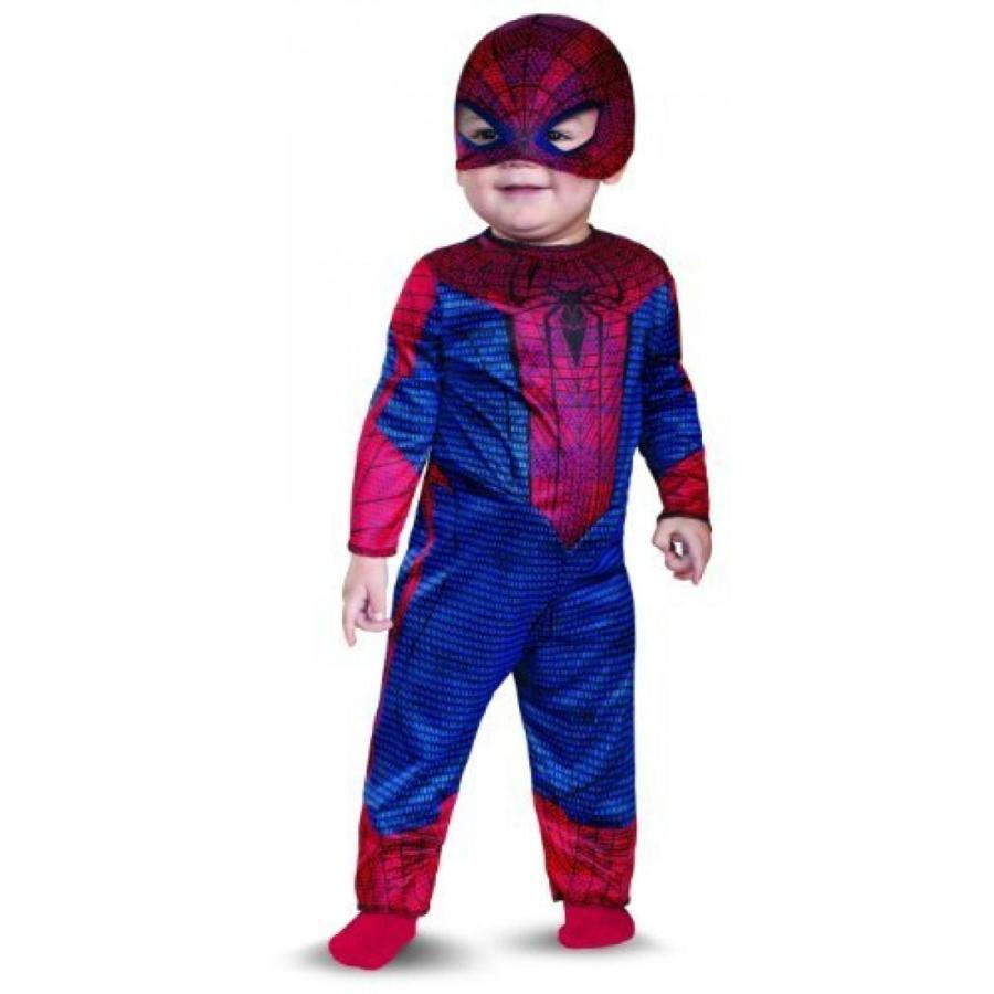 ハロウィン コスプレ 輸入品 Disguise Marvel The Amazing Spider-Man Movie Infant Costume