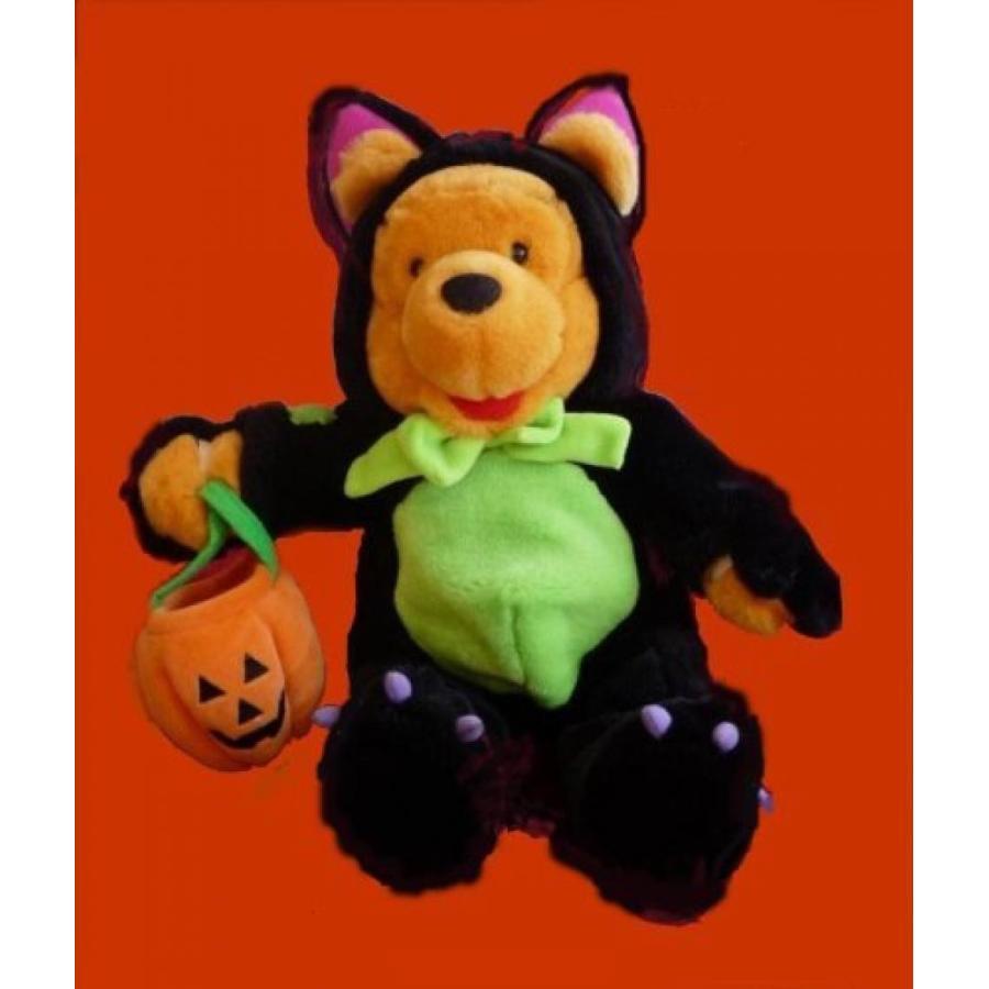 ハロウィン コスプレ 輸入品 Winnie Pooh Plush Halloween Sca赤y Cat Costume Plush