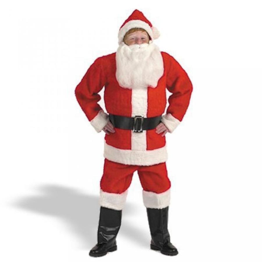 ハロウィン コスプレ 輸入品 Child Santa Suit Costume