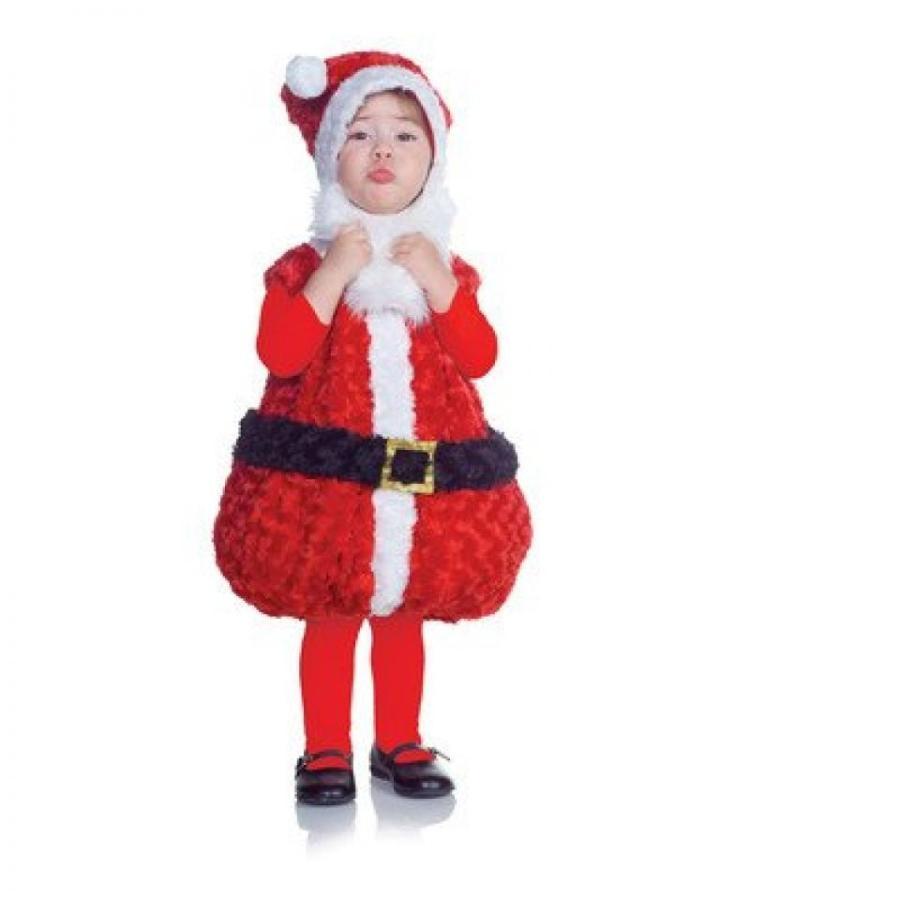 ハロウィン コスプレ 輸入品 Underwraps Costumes Baby's Santa Costume