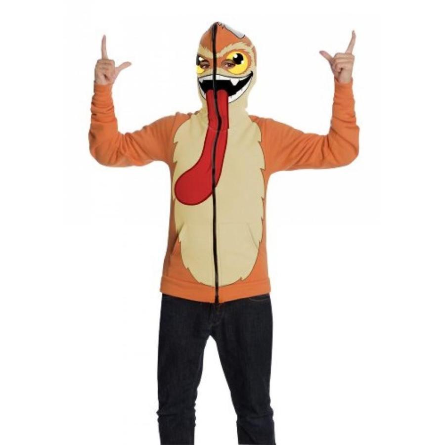 ハロウィン コスプレ 輸入品 Rubies Teen Tween Trigger Happy Skylanders Costume Hoodie