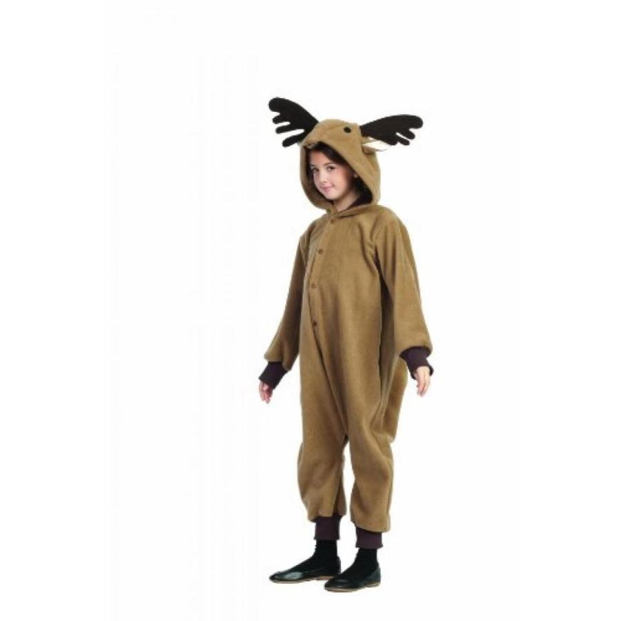 ハロウィン コスプレ 輸入品 RG Costumes 'Funsies' Reindeer, Child Large/Size 12-14