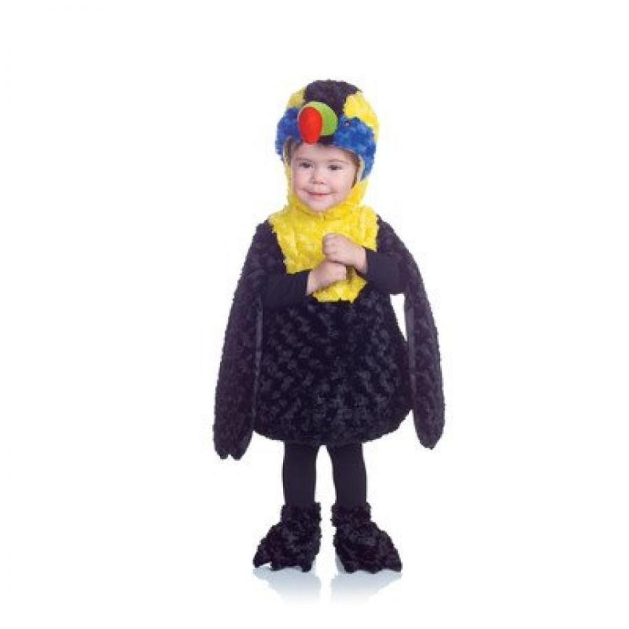 ハロウィン コスプレ 輸入品 Toucan Plush Belly Toddler Costume