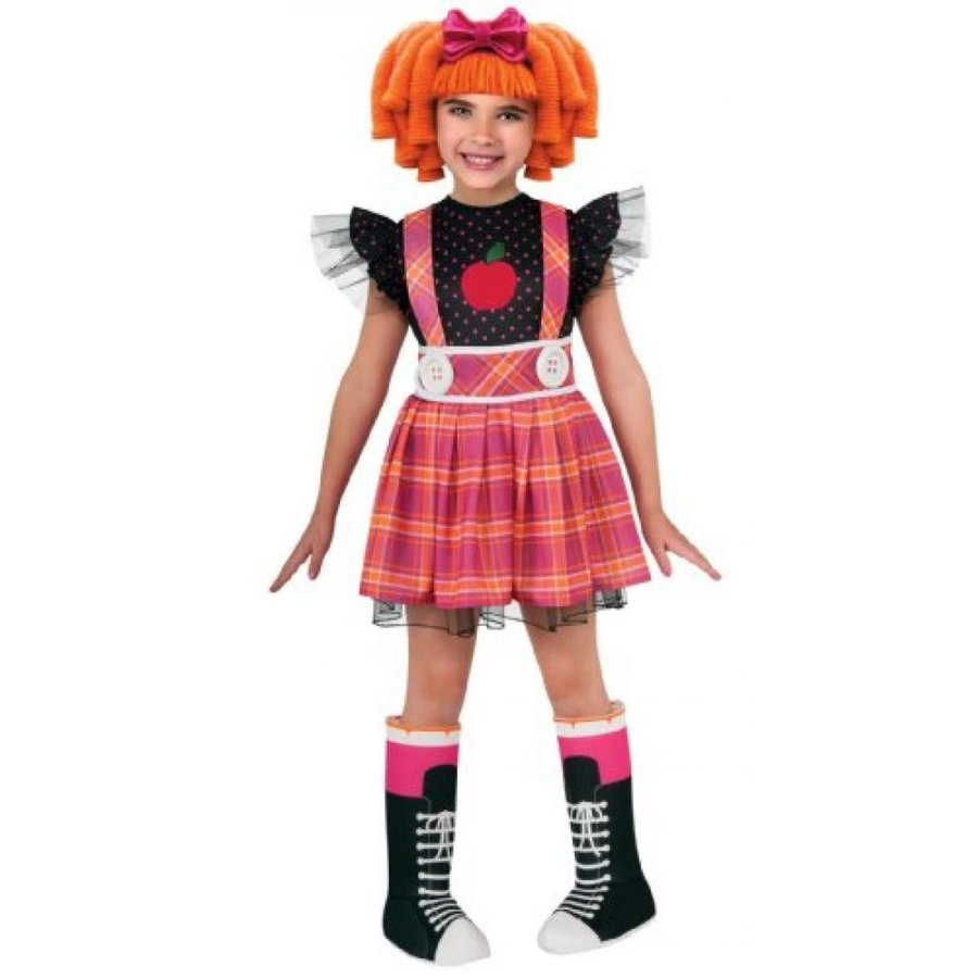 ハロウィン コスプレ 輸入品 Lalaloopsy Bea Spells-A-Lot Toddler Costume