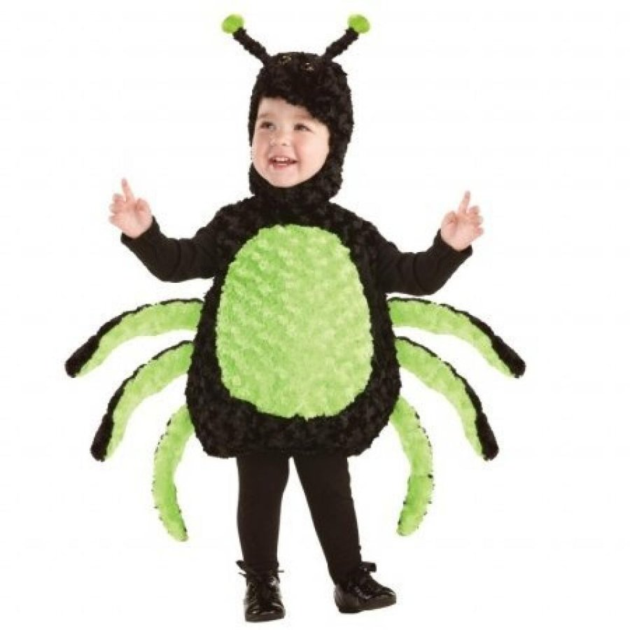 ハロウィン コスプレ 輸入品 Underwraps Baby's Spider Belly