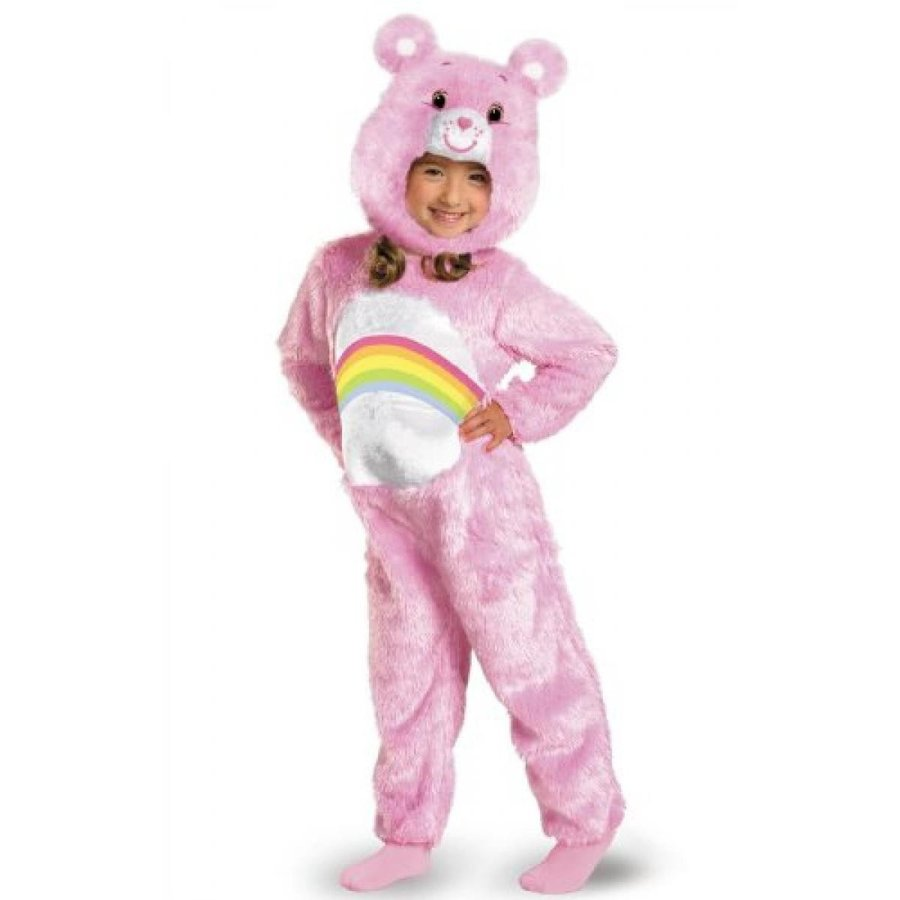ハロウィン コスプレ 輸入品 Disguise Cheer Bear Care Bear Kids Costume