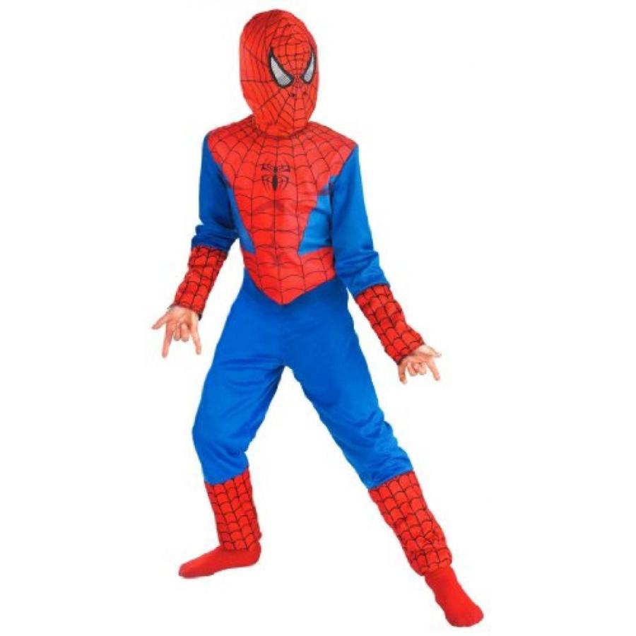 ハロウィン コスプレ 輸入品 Spider-Man Standard Kids Costume