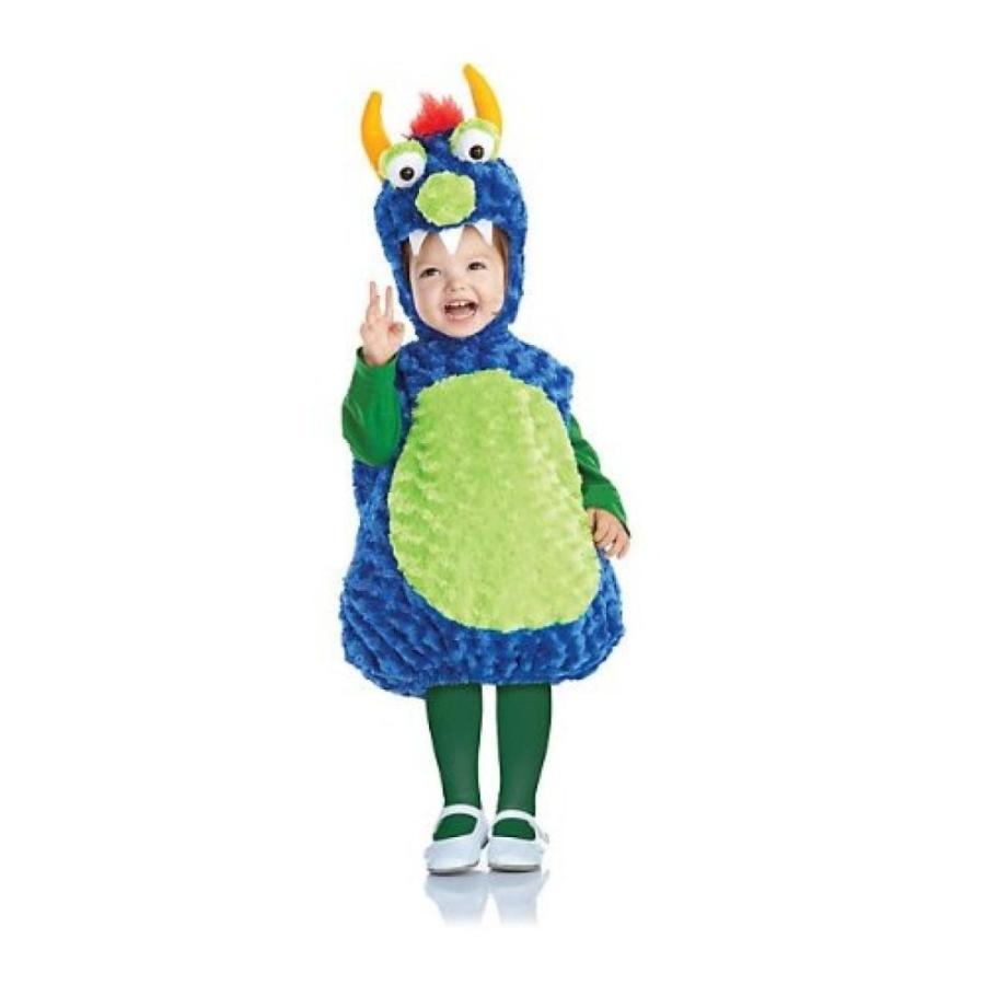 ハロウィン コスプレ 輸入品 Infant/Toddler Monster Costume