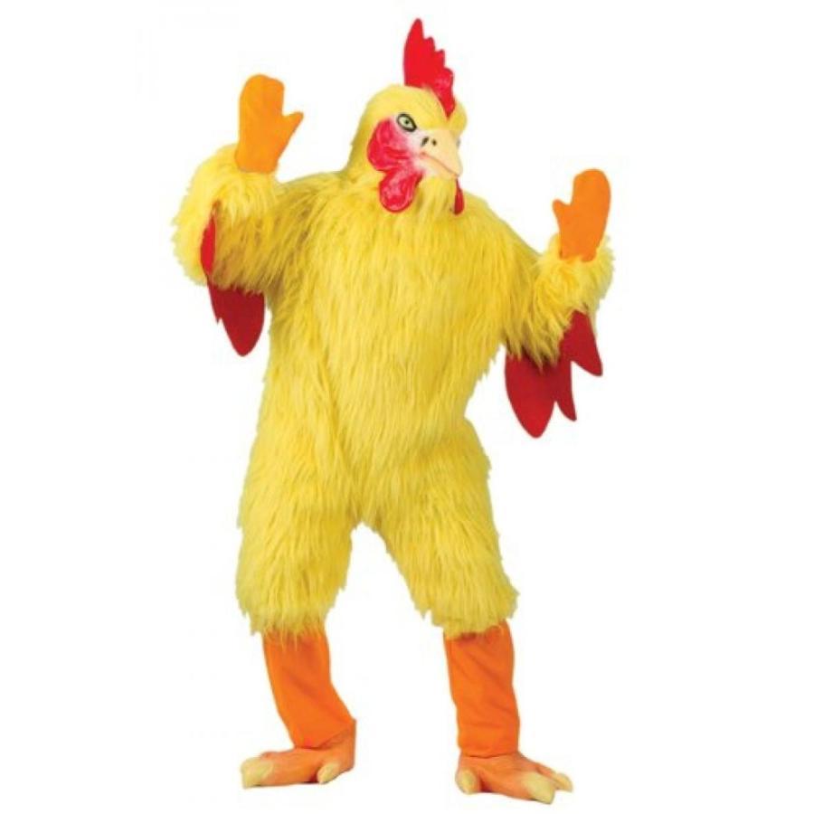 ハロウィン コスプレ 輸入品 FunWorld Funny Chicken Suit Costume