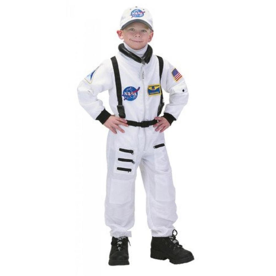 ハロウィン コスプレ 輸入品 Jr. Astronaut Suit Costume - X-Large