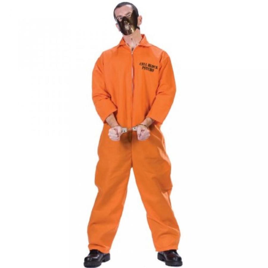 ハロウィン コスプレ 輸入品 Psycho Cannibal Adult Costume