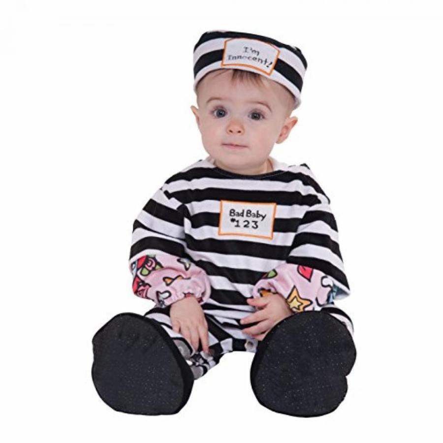 ハロウィン コスプレ 輸入品 Forum Novelties Baby's Lil' Law Breaker Toddler Costume