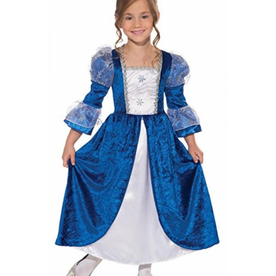 ハロウィン コスプレ 輸入品 Frost Princess Child's Costume, Small