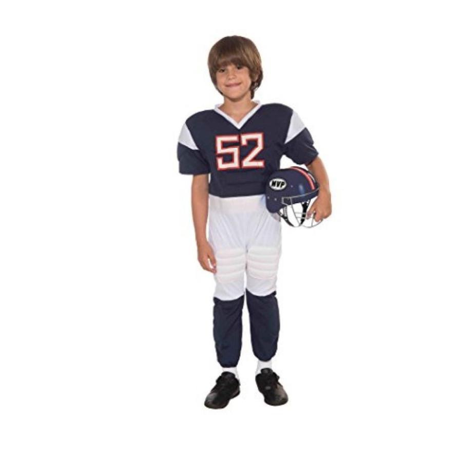 ハロウィン コスプレ 輸入品 Forum Novelties Football Player Child's Costume