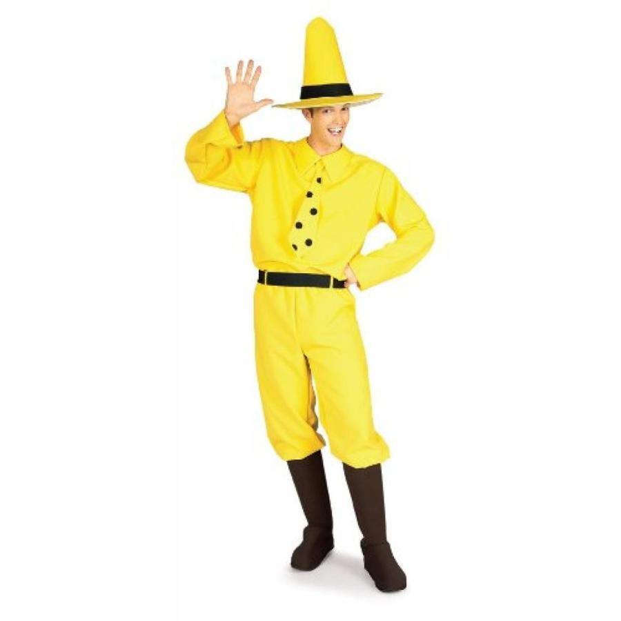 ハロウィン コスプレ 輸入品 Rubie's Costume Curious George Man In The Hat