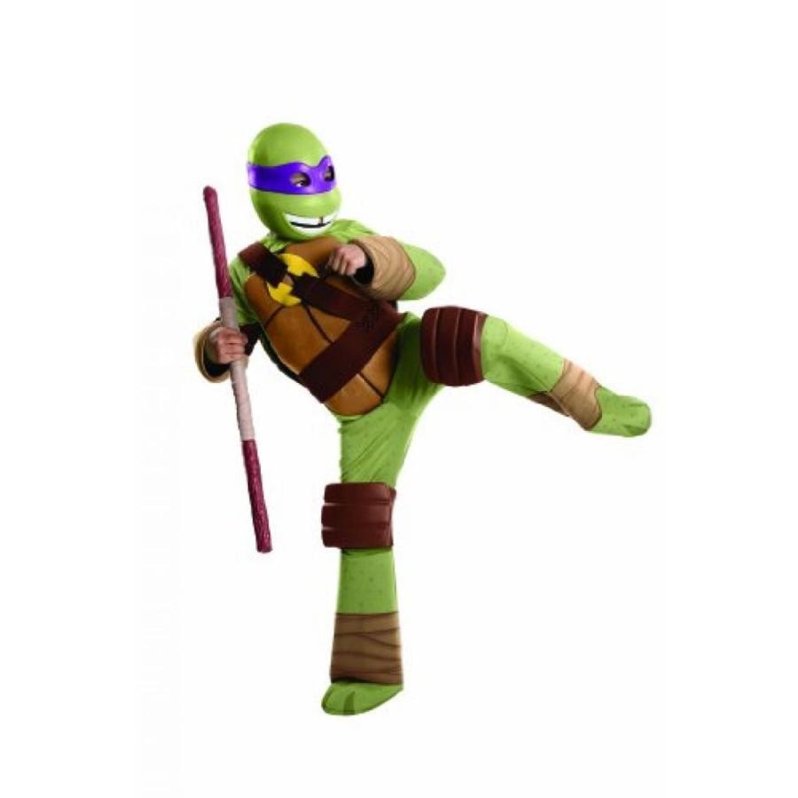 ハロウィン コスプレ 輸入品 Teenage Mutant Ninja Turtles Deluxe Donatello Costume