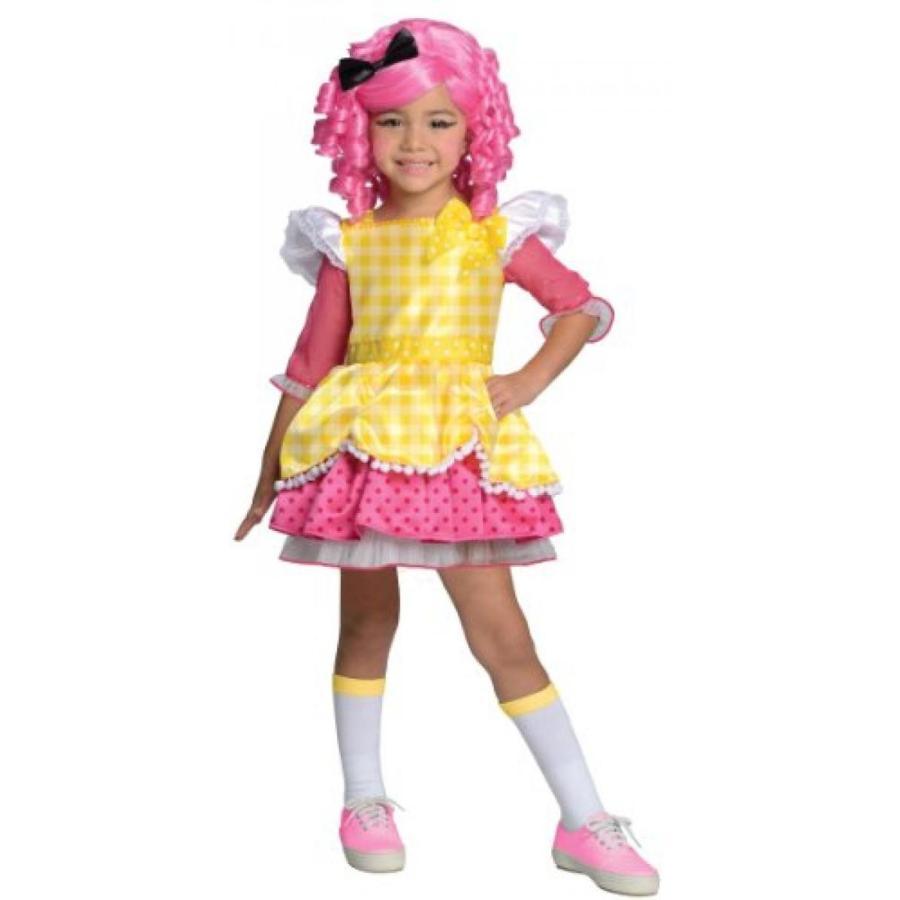 ハロウィン コスプレ 輸入品 Lalaloopsy Deluxe Crumbs Sugar Cookie Costume