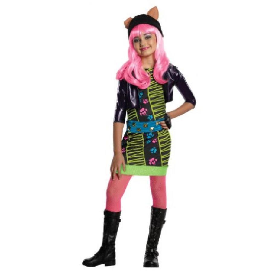 ハロウィン コスプレ 輸入品 Monster High Howleen Costume