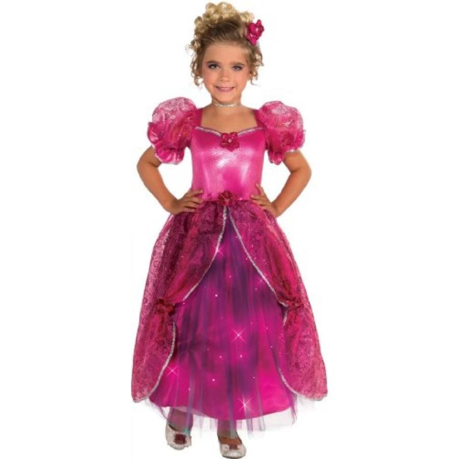 ハロウィン コスプレ 輸入品 Pretty-N-ピンク Light Up Costume