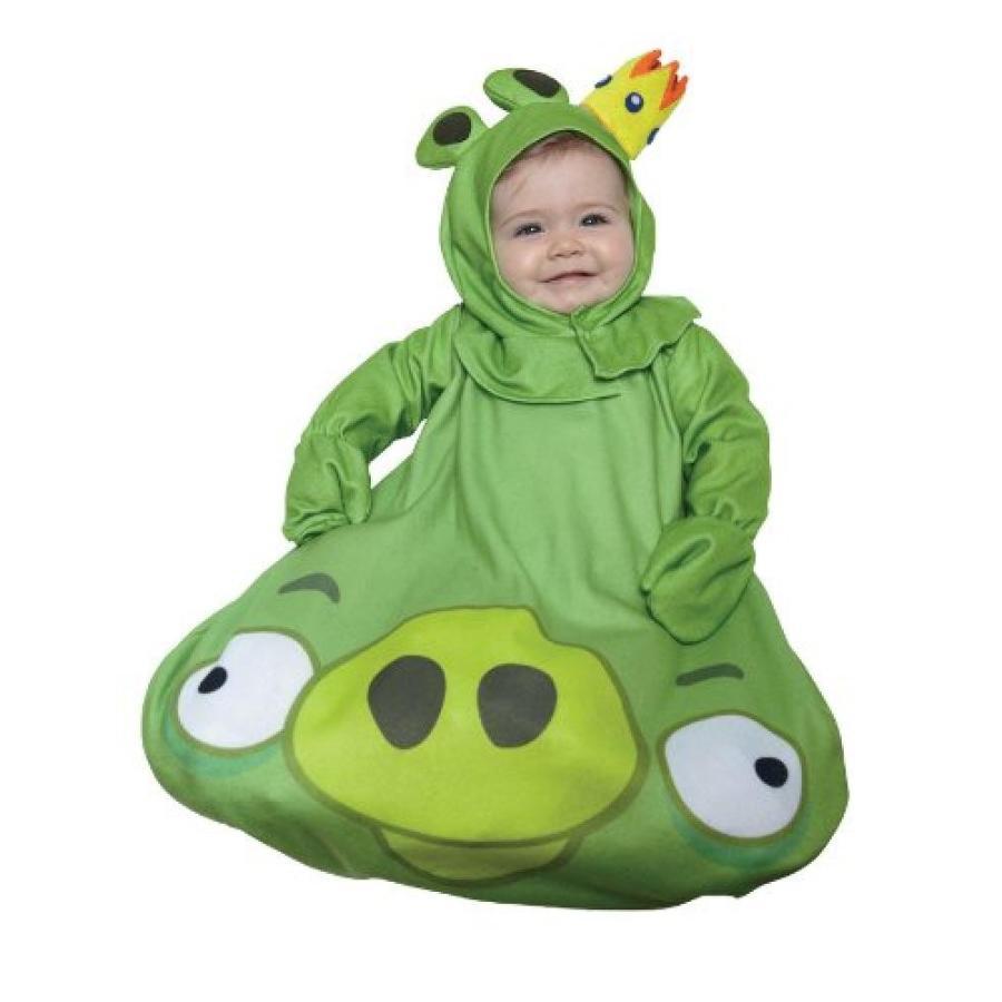 ハロウィン コスプレ 輸入品 Angry Birds Bunting Infant Costume
