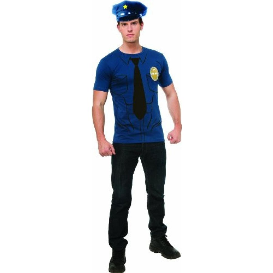 ハロウィン コスプレ 輸入品 Rubie's Costume Axe Cop Shirt and Accessories