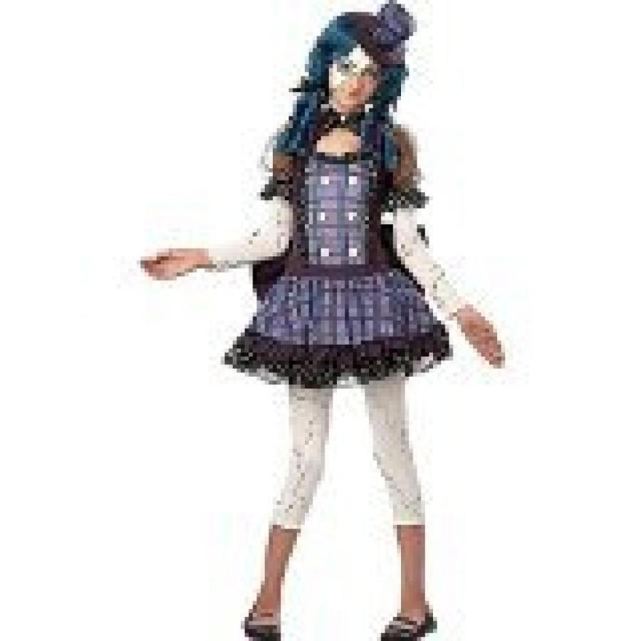 ハロウィン コスプレ 輸入品 California Costumes Broken Doll Tween Costume