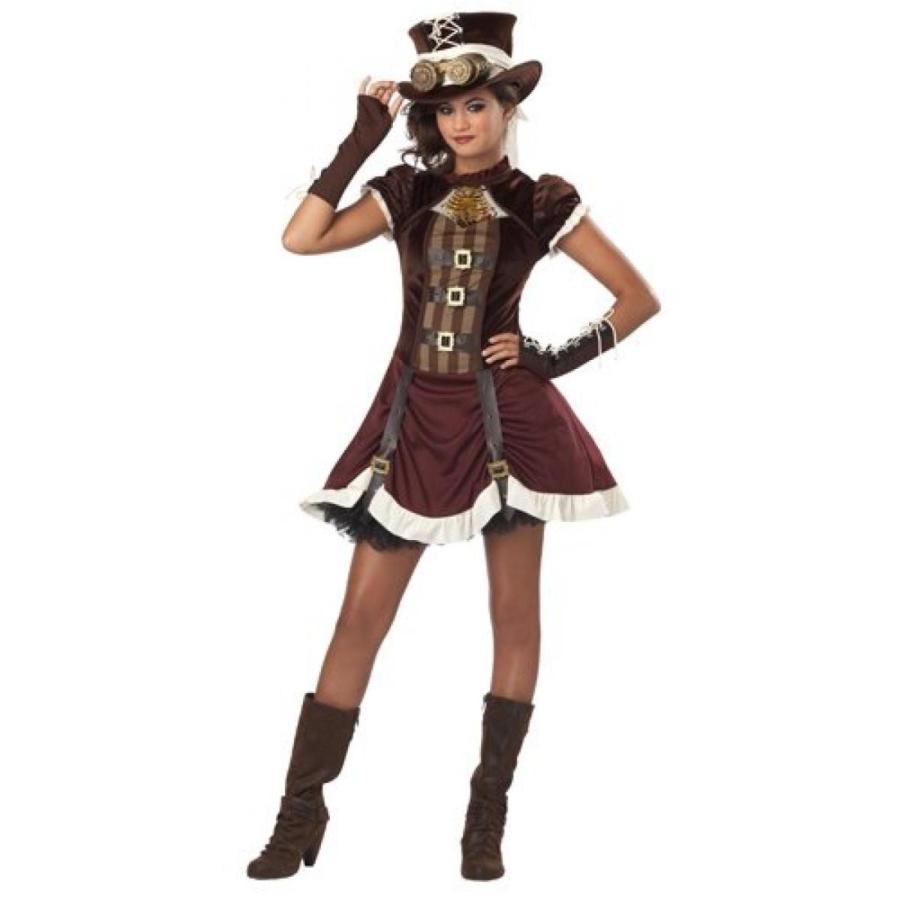 ハロウィン コスプレ 輸入品 California Costumes Steampunk Girl Tween Costume