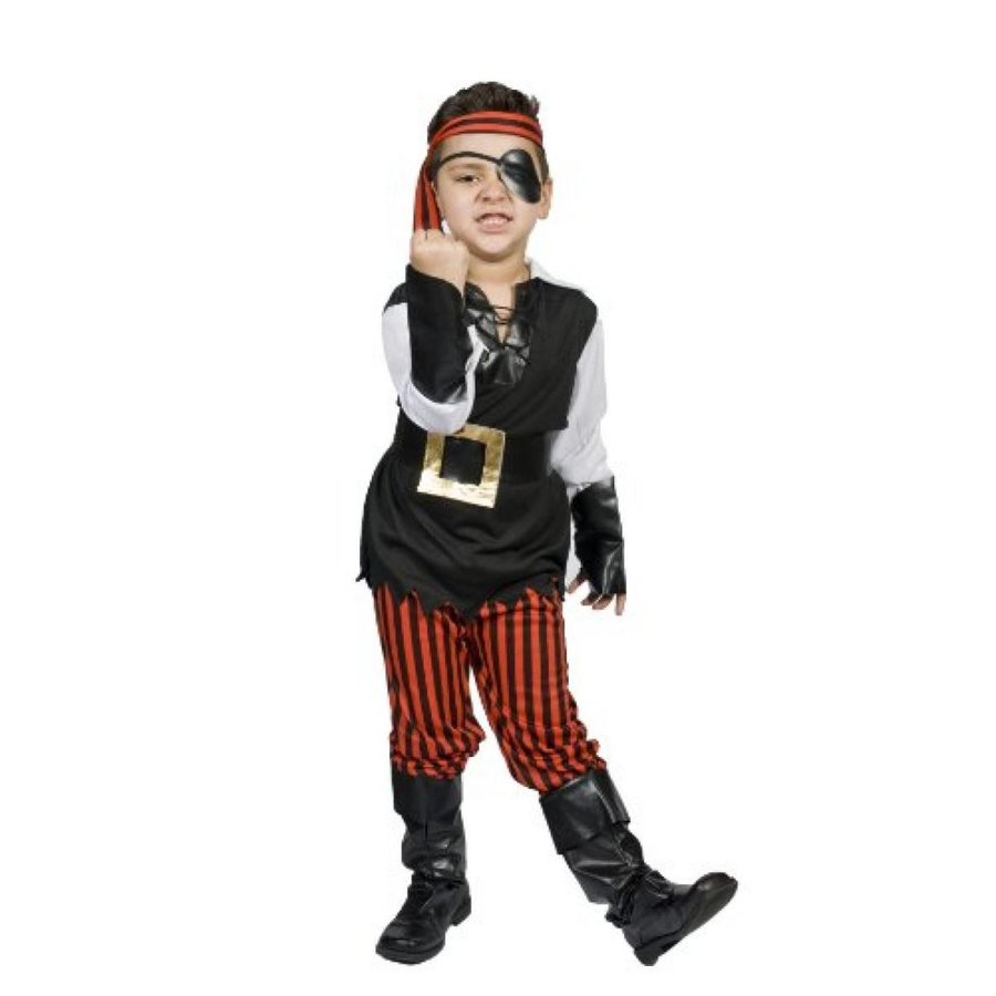 ハロウィン コスプレ 輸入品 Kids Child Boys Pirate Halloween Costume, Size M 5,6,7,8 Years Old, Ahoy Matey!