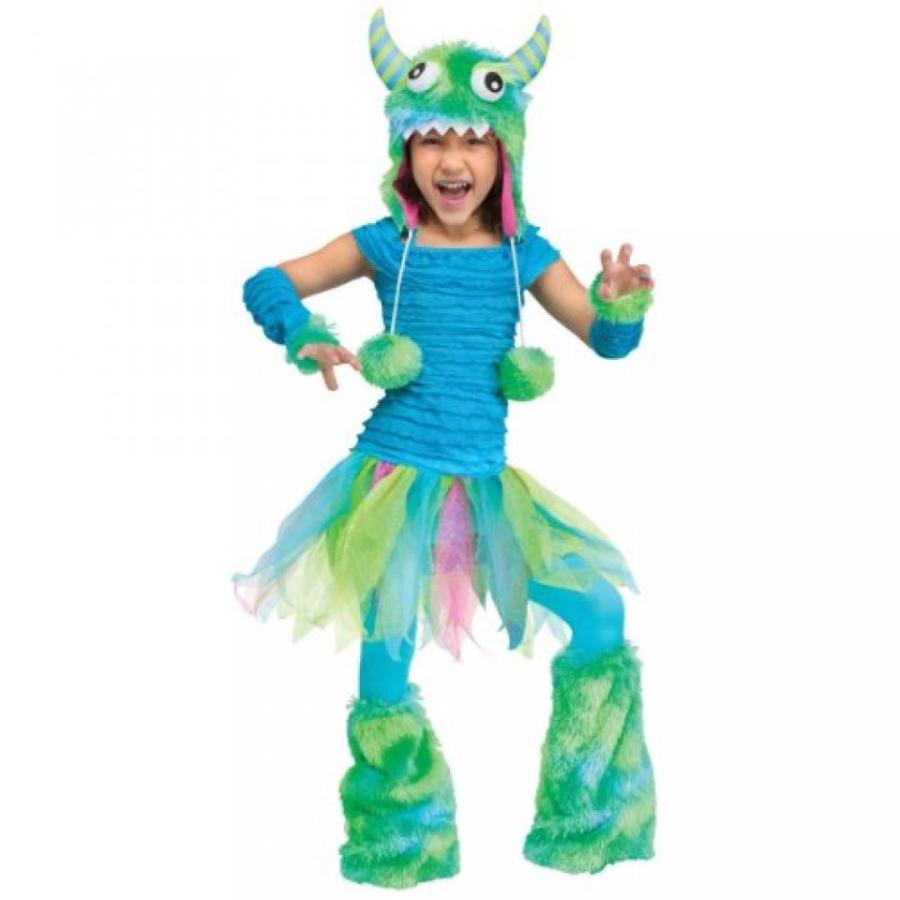 ハロウィン コスプレ 輸入品 Fun World Costumes Baby Girl's Beastie Toddler Costume