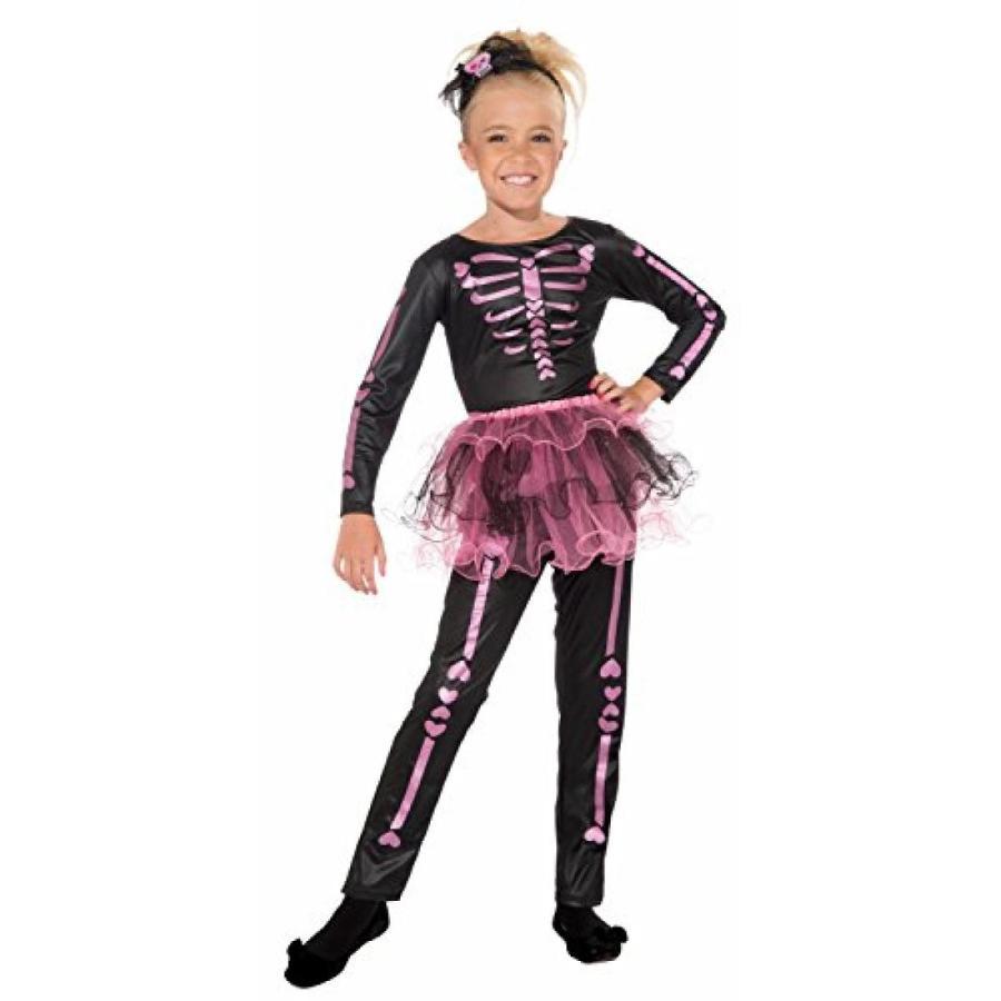 ハロウィン コスプレ 輸入品 Skeletina Girls Costume