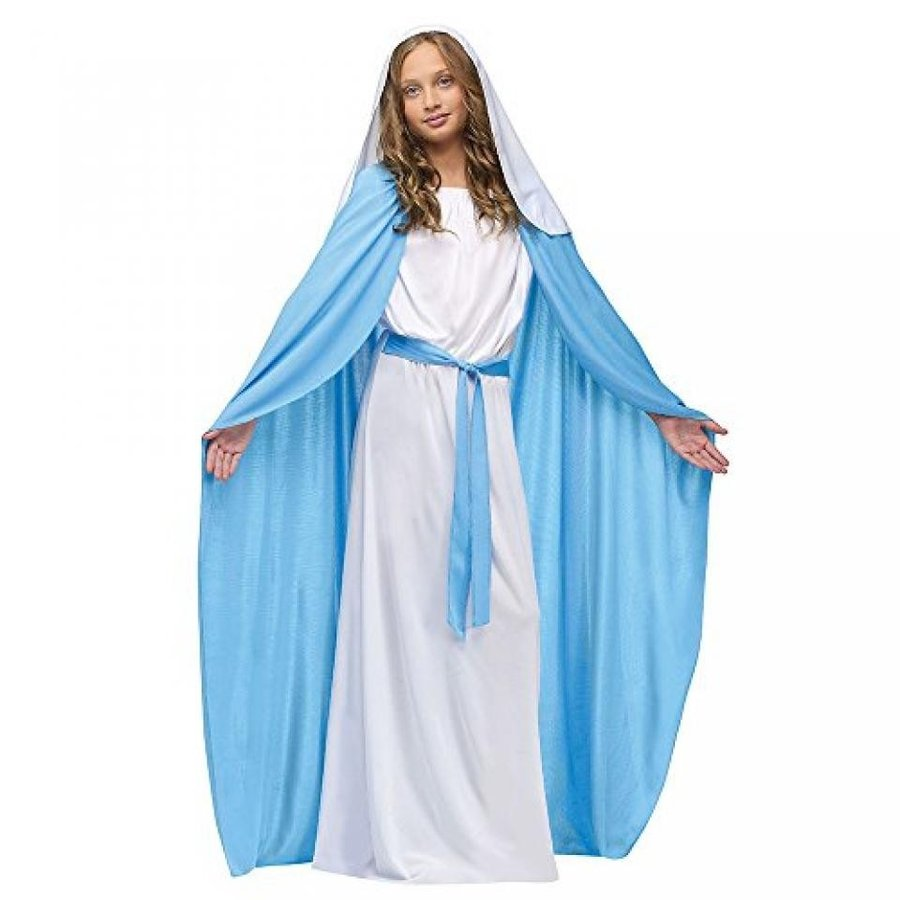 ハロウィン コスプレ 輸入品 Fun World Costumes Girl's Child Mary Costume