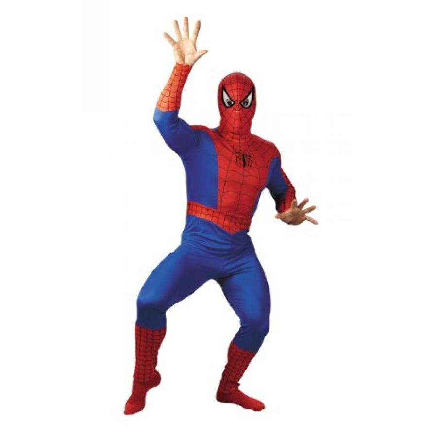 ハロウィン コスプレ 輸入品 Disguise Men's Marvel Spider-Man Costume