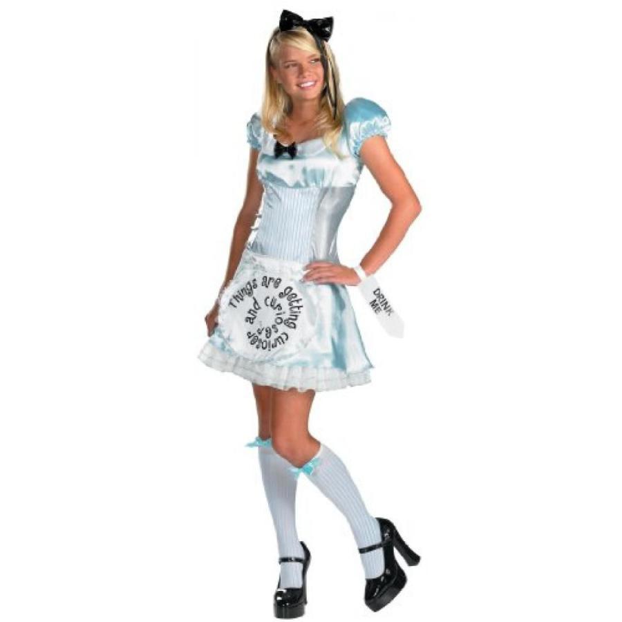 ハロウィン コスプレ 輸入品 Disguise Girls 'Alice in Wonderland' Teen Costume